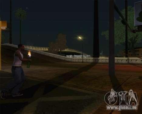 Champagner für GTA San Andreas fünften Screenshot