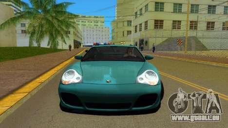 Porsche 911 Turbo für GTA Vice City linke Ansicht