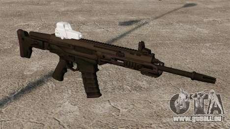 Automatique Remington ACR Eotech pour GTA 4
