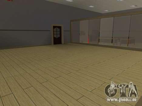 Nouvelles textures intérieur Mairie pour GTA San Andreas deuxième écran