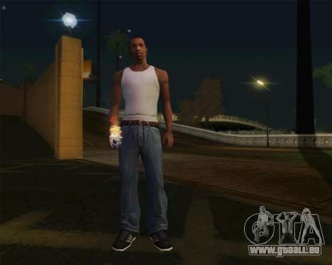 Champagner für GTA San Andreas her Screenshot