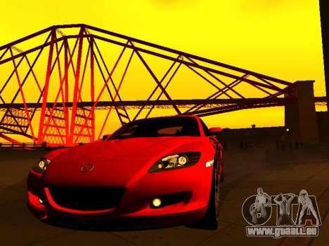 ENBSeries with View Distance pour GTA San Andreas cinquième écran