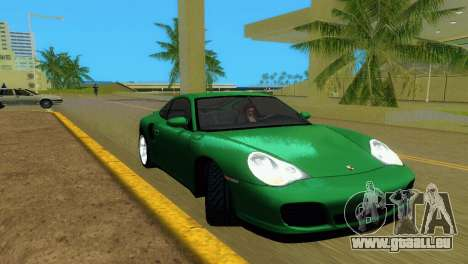 Porsche 911 Turbo für GTA Vice City