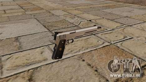 AMT Hardballer Longslide Pistole für GTA 4 Sekunden Bildschirm