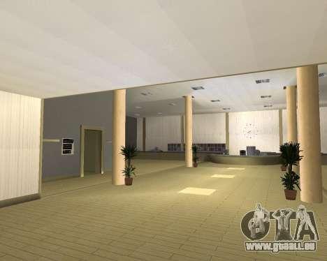 Nouvelles textures intérieur Mairie pour GTA San Andreas