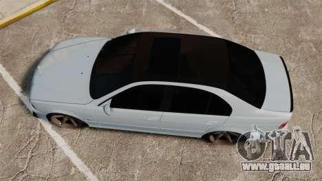 BMW M5 E39 2003 für GTA 4 rechte Ansicht