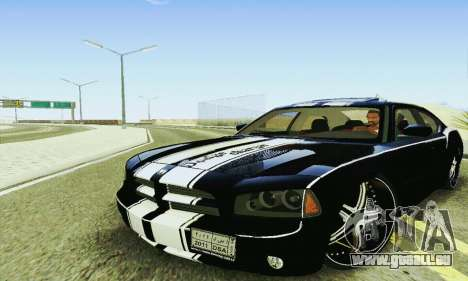 Dodge Charger DUB pour GTA San Andreas