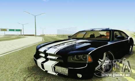 Dodge Charger DUB pour GTA San Andreas