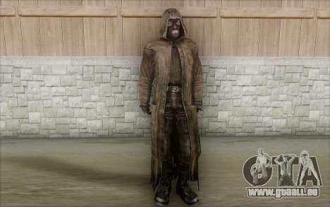 Bandit in den Mantel für GTA San Andreas
