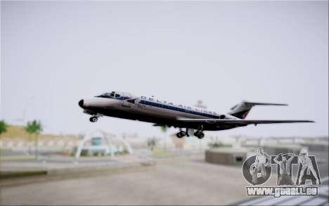 McDonnel Douglas DC-9-10 für GTA San Andreas