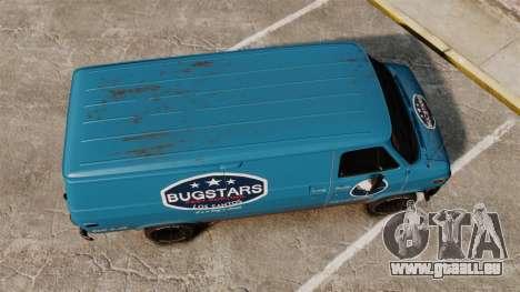 GMC Vandura G-1500 1983 Tuned [EPM] Bugstars LS pour GTA 4 est un droit