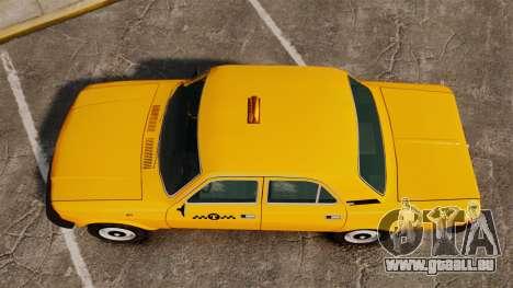 GAZ 31029 taxi für GTA 4 rechte Ansicht
