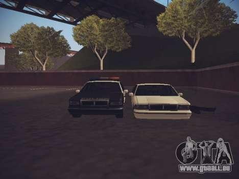 GTA SA Low Style v1 für GTA San Andreas zweiten Screenshot