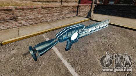 Fusil de chasse Radian pour GTA 4 secondes d'écran