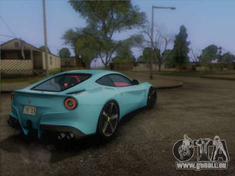 SA_graphics c. 1 pour GTA San Andreas deuxième écran