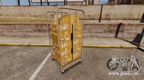 Nouveaux logos sur boîtes pour GTA 4 secondes d'écran