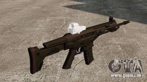 Automatique Remington ACR Eotech pour GTA 4 secondes d'écran