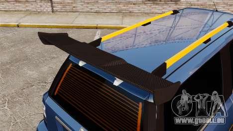Extreme Spoiler Adder 1.0.4.0 pour GTA 4 neuvième écran