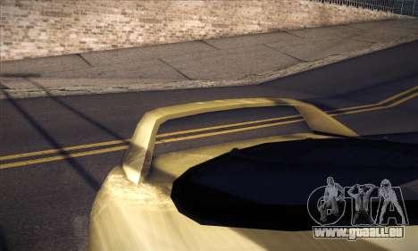 Honda Integra Drift pour GTA San Andreas vue de côté