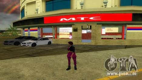 Boutique de MTS pour GTA Vice City