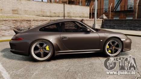 Porsche 911 Sport Classic 2010 pour GTA 4 est une gauche