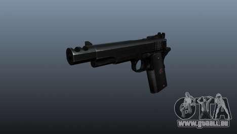 Colt Delta Elite pistolet pour GTA 4