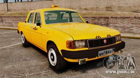 GAZ 31029 taxi für GTA 4
