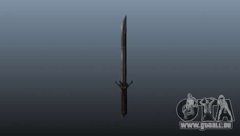 Dishonored Corvos Blade pour GTA 4