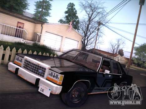 Ford LTD Crown Victoria 1985 pour GTA San Andreas