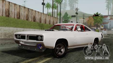 Dodge Charger 6o pour GTA San Andreas