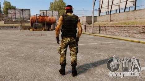 South American Guerilla-terrorist für GTA 4 dritte Screenshot