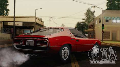 Alfa Romeo Montreal (105) 1970 für GTA San Andreas linke Ansicht