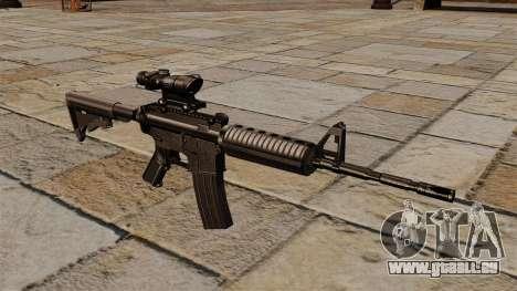 Automatique carabine M4A1 ACOG pour GTA 4