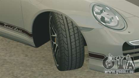 Porsche 911 Turbo 2014 [EPM] TechArt Design pour GTA 4 est un côté