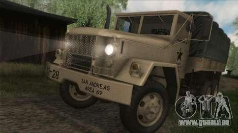 AM General M35A2 1950 für GTA San Andreas