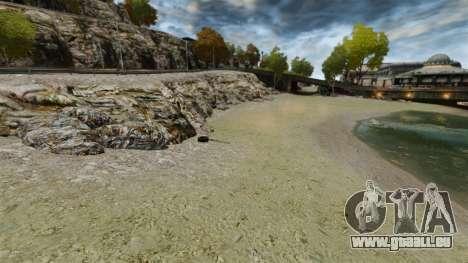 Supermoto Strecke für GTA 4 sechsten Screenshot