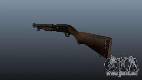 M1897 Trenchgun Schrotflinte für GTA 4 Sekunden Bildschirm