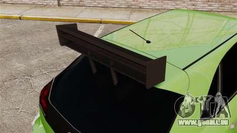 Extreme Spoiler Adder 1.0.7.0 pour GTA 4 quatrième écran