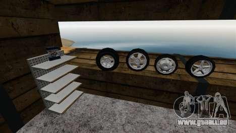Auto Show v2 pour GTA 4 quatrième écran