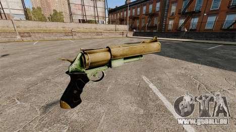 Revolver-Joker für GTA 4 Sekunden Bildschirm