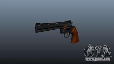 Revolver Python 357 6 in für GTA 4