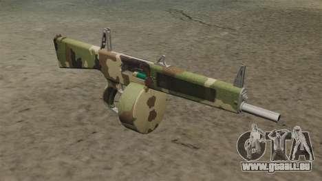 Die AA-12 Shotgun Camo v2 für GTA 4