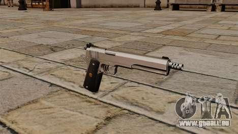 AMT Hardballer Longslide pistolet pour GTA 4