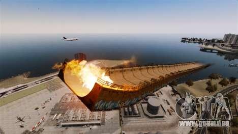 Biggest Track pour GTA 4 huitième écran