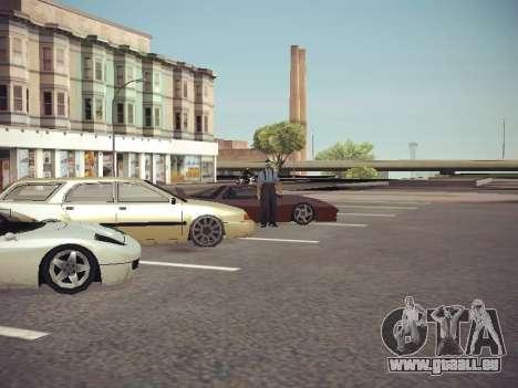 GTA SA Low Style v1 für GTA San Andreas fünften Screenshot