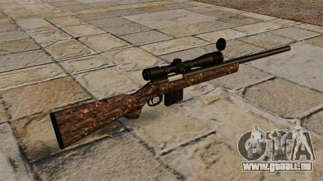 Fusil de sniper M40 sale pour GTA 4 secondes d'écran