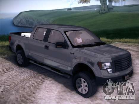 Ford F-150 ST Trim 2010 pour GTA San Andreas