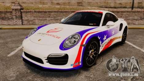 Porsche 911 Turbo 2014 [EPM] America für GTA 4