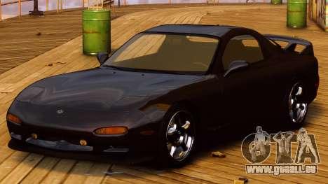 Mazda RX-7 FD 1999 pour GTA 4
