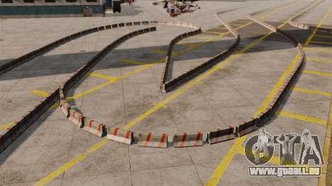 Airport RallyCross Track pour GTA 4 quatrième écran